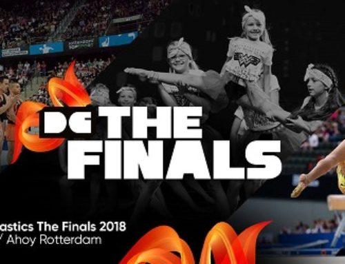 Dutch Gymnastics – The Finals