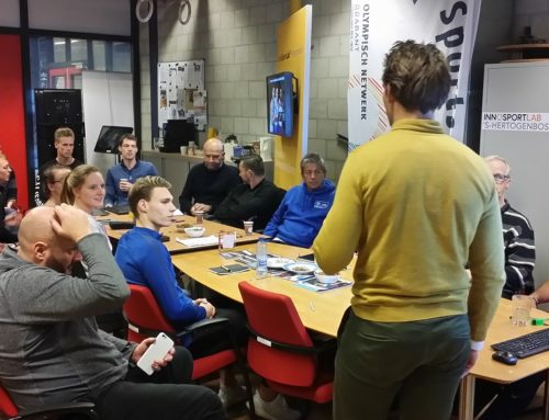 Meeting & Knowledge Sharing elite Coaches Den Bosch