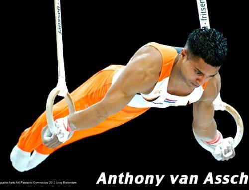 Afscheid topturner Anthony van Assche