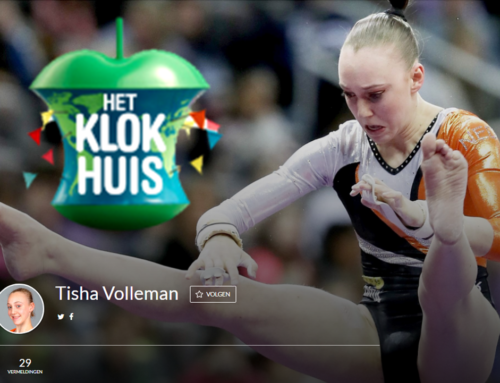 Tisha Volleman and ISLDB on Klokhuis TV