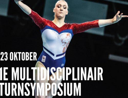 ISLDB on 1st multidisciplinairy artistic gymnastics symposium