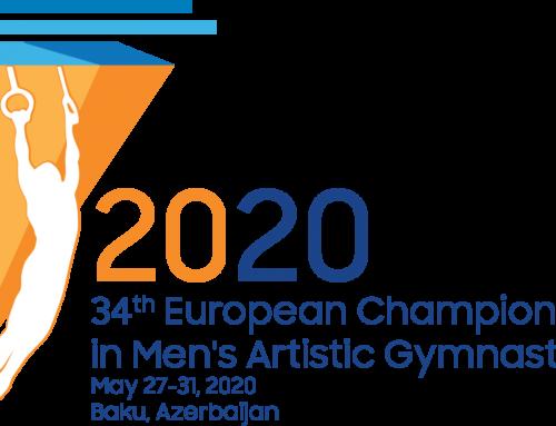 Europese Kampioenschappen (MAG) Turnen 2020 in Bakoe (AZE)