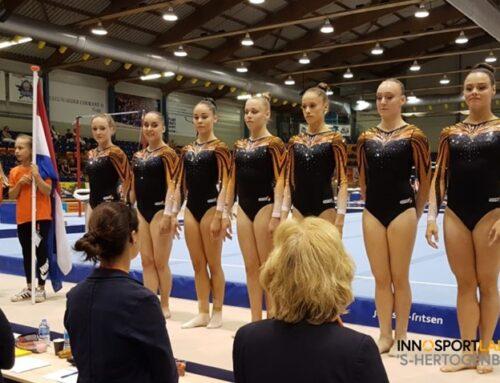 2e kwalificatiewedstrijd Turnen Dames Olympische Spelen